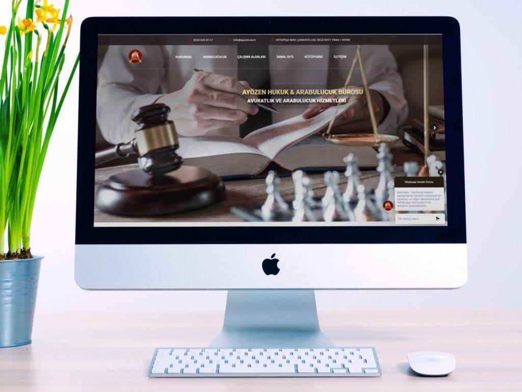 Avukat Website Örnekleri