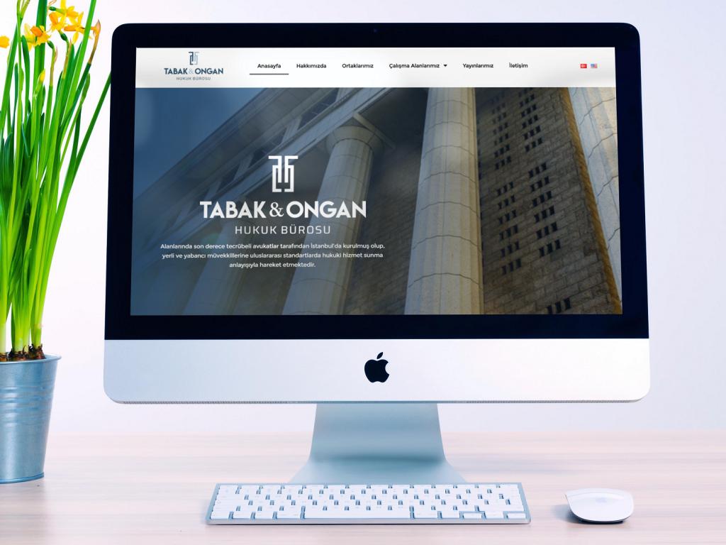Hukuk Bürosu Website Örnekleri